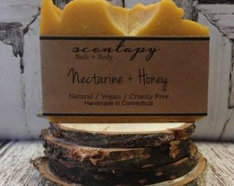Nectarine + Honey