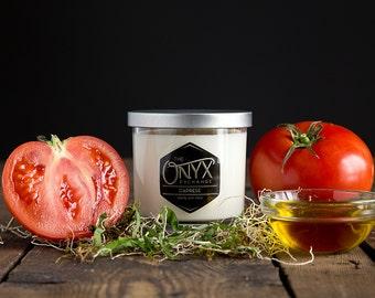 7 oz. Caprese Candle - Tomato Basil Soy Candle