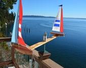 "New USA Sailboat 36"" Wide"