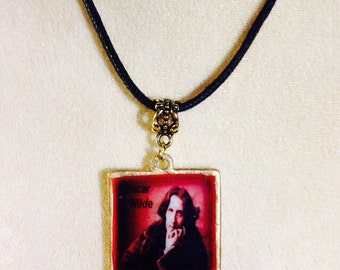 Oscar Wilde Necklace