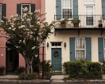 Charleston Photography, SC Photos, Color and B&W, Rainbow Row Photos, Fine Art Photography, South Carolina Photos, wall art,