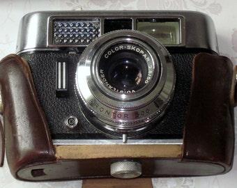 Vintage voiglander vito cl camera in case