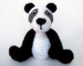 Crochet Panda Bear SUPER SOFT