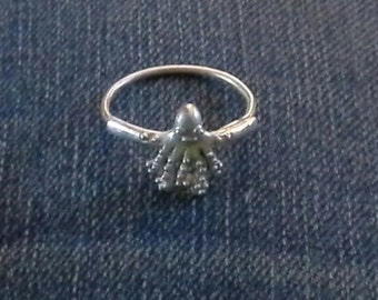 Octopus ring size 9