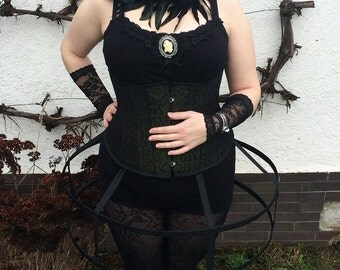 Gothic Cage Skirt - made to measure