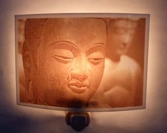 Buddha  nightlight #2
