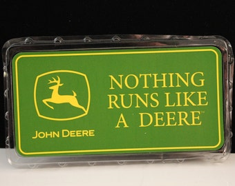 John Deere Cake Topper Magnet / Top / Decoration