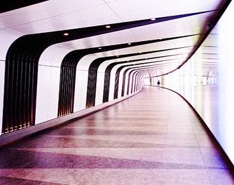 London Photography Print, London Art Gallery Print, London Underground - The London Underground
