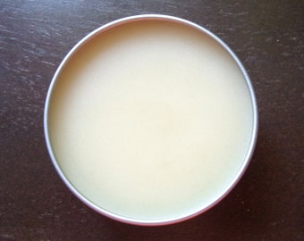 HEALING BALM- Natural healing balm for extremely dry skin and eczema made with lavender and tea tree oils