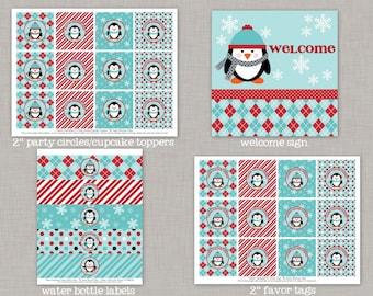 Winter Onederland Birthday, Winter Onederland Party, Winter Wonderland