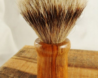Your Badger Brush is Waiting