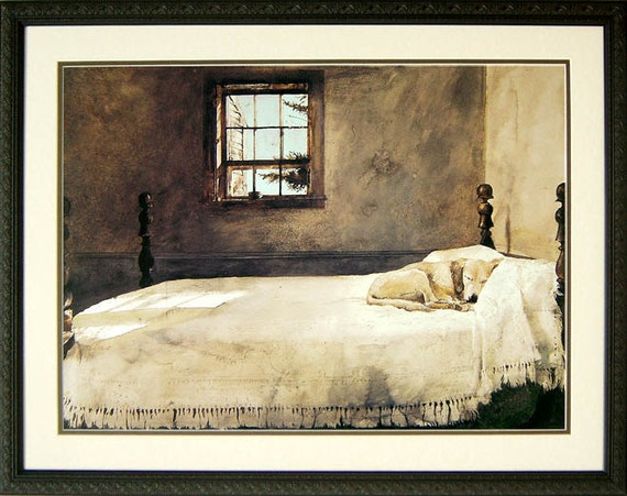 andrew wyeth master bedroom print master bedroom by andrew wyeth sleeping 32x24 18042