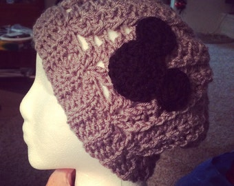Slouchy Mouse Hat