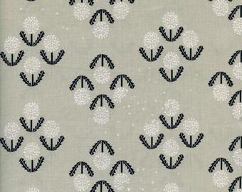 Black and White Puff, Rashida Coleman Hale, Cotton+Steel, RJR Fabrics, 100% Cotton Fabric, 5028-1