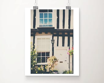 england photograph lavenham photograph architecture photography english decor window photograph tudor house travel photograph
