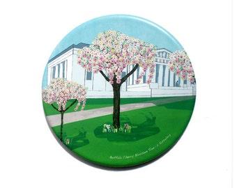 Buffalo Cherry Blossom Festival Trivet
