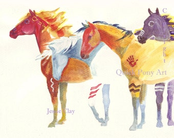 Shiloh's Painted Horses