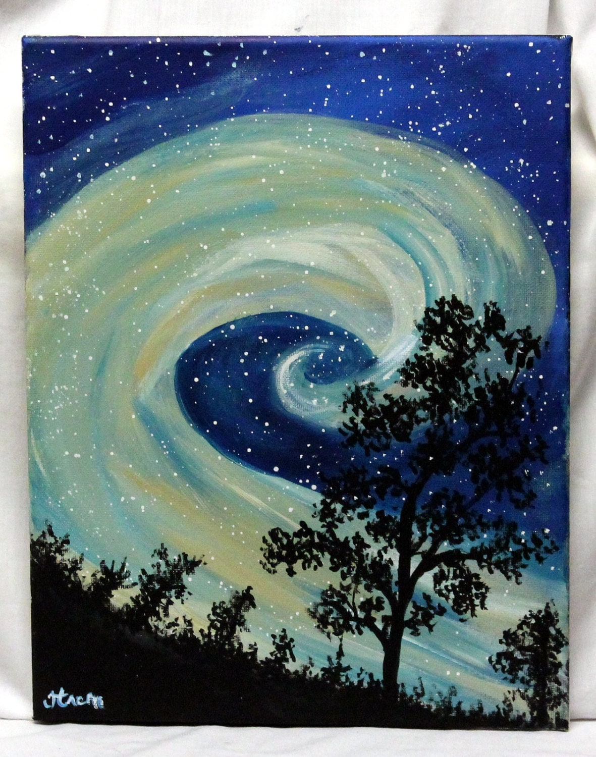 Types Of Styles With Acrylic And Canvas Painting