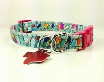 Pebbles - Dog Collar - Adjustable