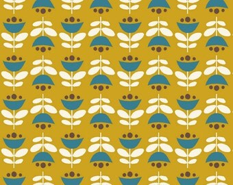 Westwood - Blomme - Organic Cotton Print Fabric from Monaluna