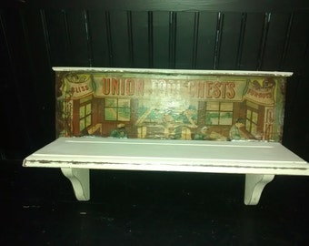 Union Tool Chests , Bliss For Boys , Shelf , 1930's