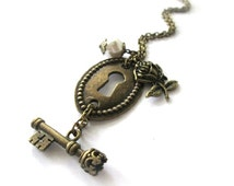 Popular Items For Lock And Key On Etsy
