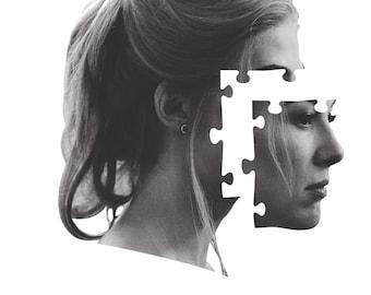 Gone Girl Film Poster