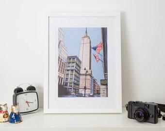 Empire - Studio Print