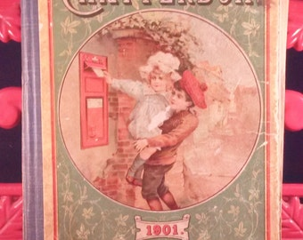 Chatterbox 1901 A Book for Boys and Girls