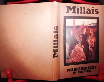 Book Millais Masterpieces in Colour: John Everett Millais by A. Lys Baldry