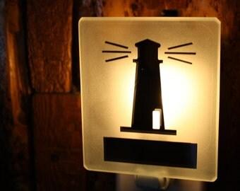 lighthouse night light veilleuse phare