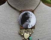 Featured in Jewelry Affaire . Edgy little collar style piece
