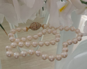 Pearl Necklace 10mm PEARLS