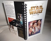 Star Wars A New Hope 2000 VHS Tape Box Notebook