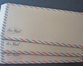 10 Air Mail /  Rectangle / NOT for value packs