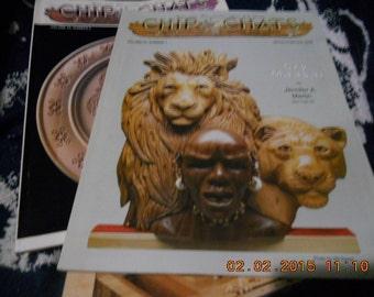 Chip hat  Vol.50 #1 Cry Maasai by Jennifer A. Martin Jan 2003