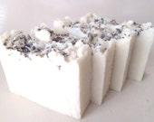 Lavender Soap, Olive Oil Castile , Coconut Free, Palm Free, Natural Skin Care, Vegan Bath Soap, Lavender Essential Oil