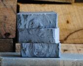 Soap, Detox Soap, Charcoal Soap, Eucalyptus Soap, Homemade Soap, Woodland Soap, Woodland Gift, Soap for Men, Gift for Men, Gift for Dad
