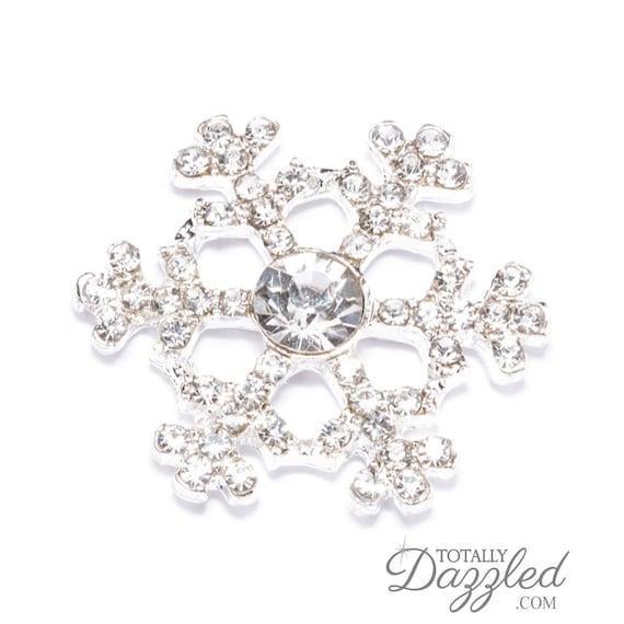 1pc Rhinestone Snowflake Wholesale Winter Wedding Invitation