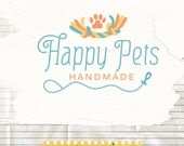 Pet business logo design - ooak logo design - logo design - custom logo - logo design branding