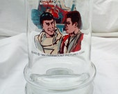 STAR TREK Search for Spock glass