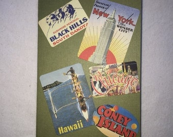 Passport Cover Vintage Signs Passport Cover (#264)