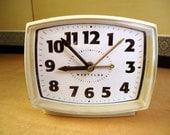 Sweet Westclox Alarm Clock EXC +