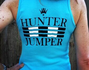 Hunter/Jumper Tank