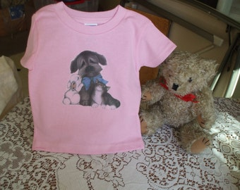 Toddler Girl T-Shirt
