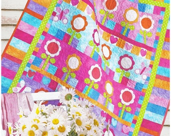 Pretty in Pink - PDF Quilt Pattern