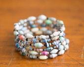 Beauty in Diversity Wrap Bracelet - Support Adoption