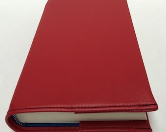 AA Leather Book Cover For Hard Cover Big Book