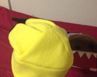 SALE Pikachu Fleece Hat
