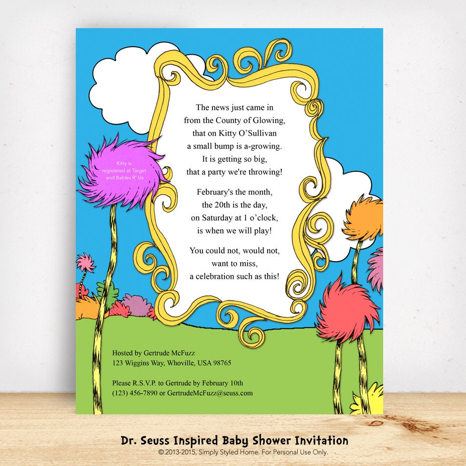 Safari Baby Shower Invitations - wowkeyword.com